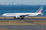 Tomo-Papaさんが、羽田空港で撮影したエールフランス航空 777-228/ERの航空フォト(写真)