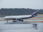 アイスコーヒーさんが、成田国際空港で撮影したアエロフロート・ロシア航空 A330-243の航空フォト(写真)