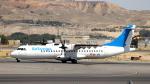 誘喜さんが、マドリード・バラハス国際空港で撮影したエア・ヨーロッパ ATR-72-500 (ATR-72-212A)の航空フォト(写真)