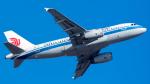coolinsjpさんが、仁川国際空港で撮影した中国国際航空 A319-131の航空フォト(写真)