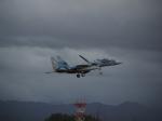 シモヤンさんが、小松空港で撮影した航空自衛隊 F-15DJ Eagleの航空フォト(写真)