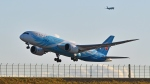flytaka78さんが、羽田空港で撮影した中国南方航空 787-8 Dreamlinerの航空フォト(写真)