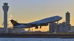 flytaka78さんが、羽田空港で撮影したルフトハンザドイツ航空 747-830の航空フォト(写真)