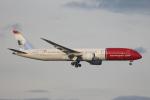 安芸あすかさんが、スワンナプーム国際空港で撮影したノルウェー・エアUK 787-9の航空フォト(写真)