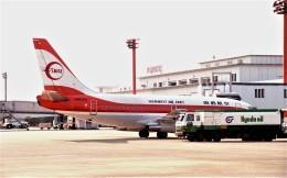 ハミングバードさんが、小松空港で撮影した南西航空 737-2Q3/Advの航空フォト(飛行機 写真・画像)