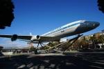 てつさんが、ロサンゼルス国際空港で撮影したユナイテッド航空 DC-8-52の航空フォト(写真)