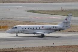 くまちばさんが、関西国際空港で撮影したイスラエル・エアロスペース・インダストリーズ Gulfstream G200の航空フォト(飛行機 写真・画像)