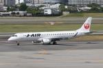 くまちばさんが、伊丹空港で撮影したジェイ・エア ERJ-190-100(ERJ-190STD)の航空フォト(写真)