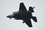 パラノイアさんが、岩国空港で撮影したアメリカ海兵隊 F-35B Lightning IIの航空フォト(写真)