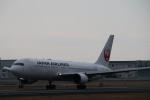 myoumyoさんが、熊本空港で撮影した日本航空 767-346の航空フォト(写真)