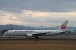 myoumyoさんが、熊本空港で撮影した日本航空 767-346/ERの航空フォト(写真)