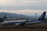 myoumyoさんが、熊本空港で撮影した全日空 737-881の航空フォト(写真)
