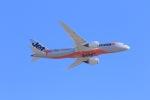 yoshi_350さんが、成田国際空港で撮影したジェットスター 787-8 Dreamlinerの航空フォト(写真)