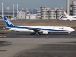 51ANさんが、羽田空港で撮影した全日空 777-381の航空フォト(写真)