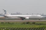 くまちばさんが、成田国際空港で撮影したビジネスエアー 767-383/ERの航空フォト(写真)