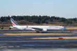 pringlesさんが、成田国際空港で撮影したエールフランス航空 777-328/ERの航空フォト(写真)