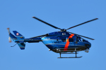 saoya_saodakeさんが、成田国際空港で撮影した千葉県警察 BK117C-1の航空フォト(写真)