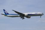 OMAさんが、那覇空港で撮影した全日空 777-381の航空フォト(写真)