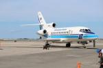 OMAさんが、那覇空港で撮影した海上保安庁 Falcon 900の航空フォト(飛行機 写真・画像)
