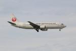 OMAさんが、那覇空港で撮影した日本トランスオーシャン航空 737-446の航空フォト(写真)