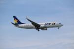 OMAさんが、那覇空港で撮影したスカイマーク 737-8HXの航空フォト(写真)