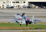 じーく。さんが、那覇空港で撮影した航空自衛隊 F-15J Eagleの航空フォト(写真)