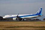turenoアカクロさんが、高松空港で撮影した全日空 A321-272Nの航空フォト(写真)