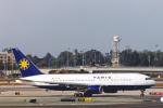 菊池 正人さんが、ロサンゼルス国際空港で撮影したヴァリグ 767-241/ERの航空フォト(写真)