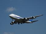 アイスコーヒーさんが、成田国際空港で撮影した全日空 747-481の航空フォト(飛行機 写真・画像)