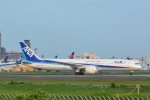 shining star ✈さんが、成田国際空港で撮影した全日空 787-9の航空フォト(写真)