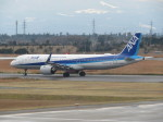 JA655Jさんが、米子空港で撮影した全日空 A321-272Nの航空フォト(写真)