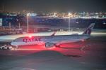 羽田空港 - Tokyo International Airport [HND/RJTT]で撮影されたカタール航空 - Qatar Airways [QR/QTR]の航空機写真