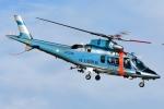 Flankerさんが、入間飛行場で撮影した埼玉県警察 A109E Powerの航空フォト(写真)