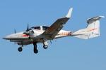 Flankerさんが、調布飛行場で撮影したアイベックスアビエイション DA42 TwinStarの航空フォト(写真)