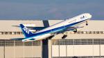 ぱん_くまさんが、羽田空港で撮影した全日空 777-381の航空フォト(写真)