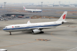 Echo-Kiloさんが、羽田空港で撮影した中国国際航空 A330-343Xの航空フォト(写真)