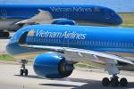キイロイトリさんが、関西国際空港で撮影したベトナム航空 A350-941XWBの航空フォト(写真)