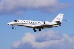 うらしまさんが、高松空港で撮影したノエビア 680 Citation Sovereignの航空フォト(写真)