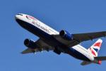 Dutchsamuさんが、成田国際空港で撮影したブリティッシュ・エアウェイズ 777-236/ERの航空フォト(写真)