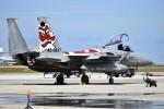 Kenny600mmさんが、那覇空港で撮影した航空自衛隊 F-15J Eagleの航空フォト(写真)