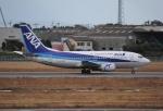 だいまる。さんが、松山空港で撮影したANAウイングス 737-54Kの航空フォト(写真)