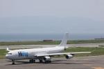 yuuki1214さんが、関西国際空港で撮影したハイフライ航空 A340-313Xの航空フォト(写真)