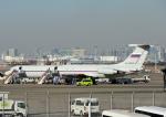 じーく。さんが、羽田空港で撮影したロシア空軍 Il-62の航空フォト(飛行機 写真・画像)