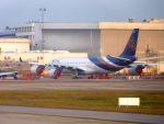 まいけるさんが、ドンムアン空港で撮影したタイ国際航空 A340-541の航空フォト(写真)