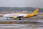 wunalaさんが、成田国際空港で撮影したエアー・ホンコン A300F4-605Rの航空フォト(写真)