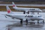 KOHYAさんが、新潟空港で撮影したジェイ・エア ERJ-170-100 (ERJ-170STD)の航空フォト(写真)