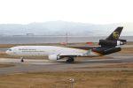 SKY KANSAIさんが、関西国際空港で撮影したUPS航空 MD-11Fの航空フォト(写真)