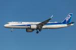 Y-Kenzoさんが、羽田空港で撮影した全日空 A321-272Nの航空フォト(写真)