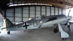 westtowerさんが、ル・ブールジェ空港で撮影したドイツ空軍 Fw-190A-8の航空フォト(飛行機 写真・画像)