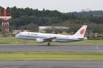 OS52さんが、成田国際空港で撮影した中国国際航空 A320-214の航空フォト(写真)